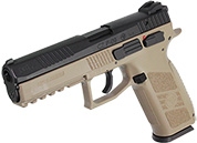KJ Cz P-09 DUTY TAN GBB Japan SPEC