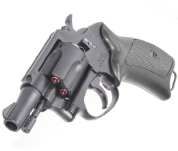POLICE REVOLVER 2in ABS HW-Grip