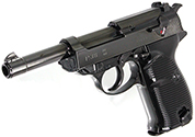 WALTHER P38ブラックメタル