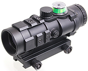 Gp01 Fiber GREEN Illuminated SCOPE