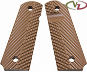 VZ Grips O2-MB Operator2 Military Brown