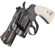 "Colt PYTHON ""Snake Eyes"" 2.5inch Steel finish"